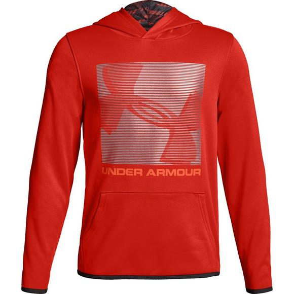 a47f921c0be5 Under Armour Boys  Armour Fleece Logo Hoodie - Main Container Image 1