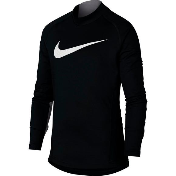 c9f4a358 Nike Boys' Pro Warm Long-Sleeve Top - Main Container Image 1