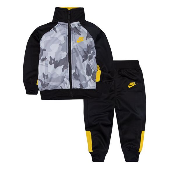 Nike Little Boys  Camo Print Tricot Set - Main Container Image 1 f2998282d