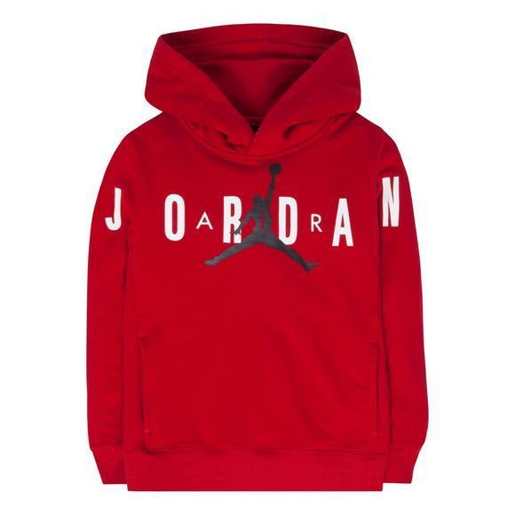 half off 69837 9e87f Jordan Boys' Flight Fleece Hoodie