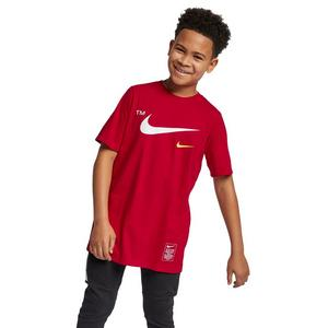 f13fbef0 Nike Sportswear Boys' Red T-Shirt