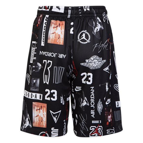 23628650bae Jordan Boys' Jumpman GFX Mesh Shorts - Main Container Image 2