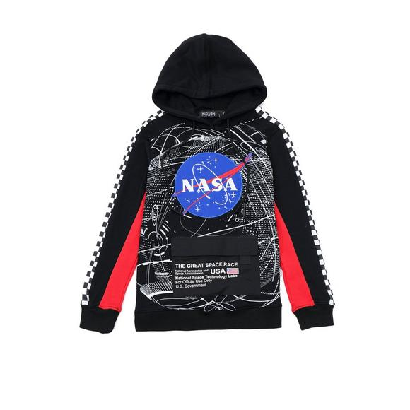 99dcbbcba6d9ae Hudson Boys  NASA Great Space Race Hoodie - Main Container Image 1