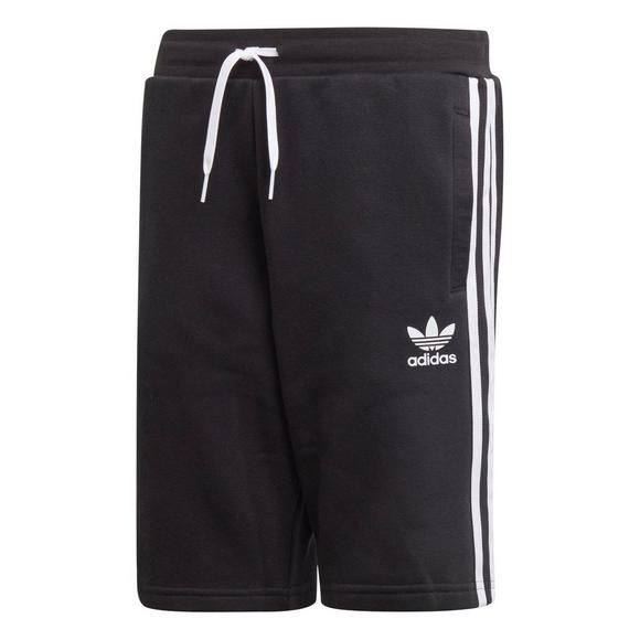 fa8902e92438 adidas Originals Boys' Fleece Shorts - Hibbett US
