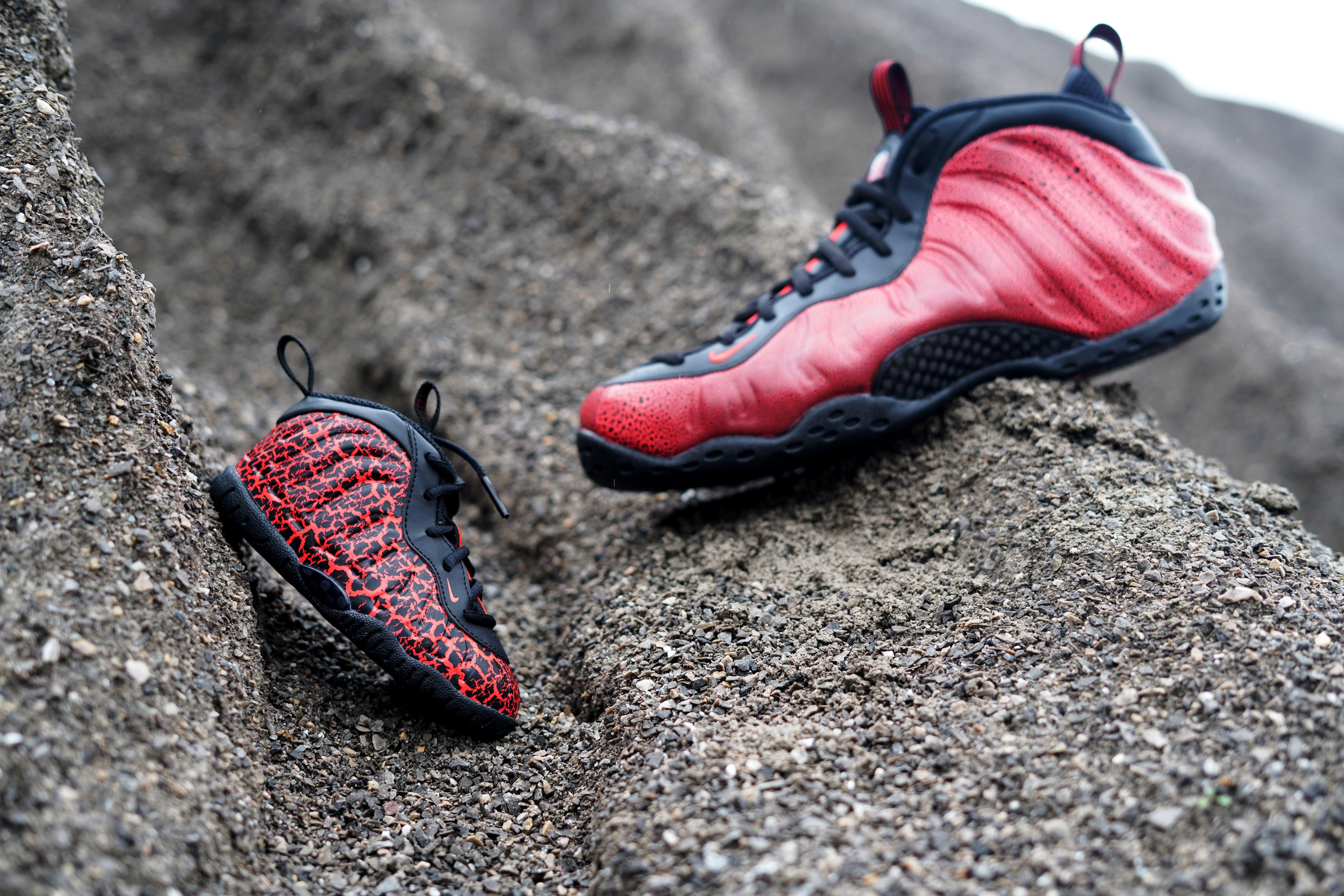 Be The Center Of Attention With The Nike Air Foamposite One ...