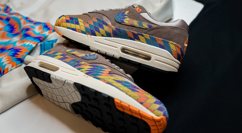 Sneakers Release – Nike N7 Air Max 1 and Nike N7 Blazer Low Unisex ...