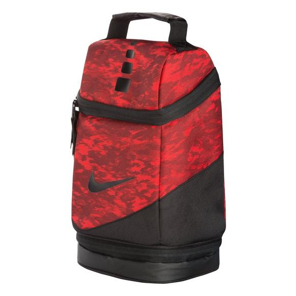 Nike Elite Fuel Pack Lunch Tote Bag- Red - Main Container Image 1 2e7de867864fe