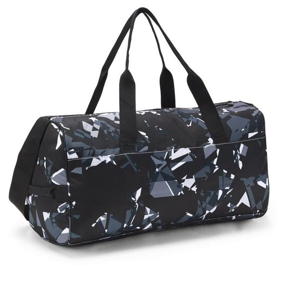 f469612d668c Under Armour Select Duffel Bag - White Black - Main Container Image 2