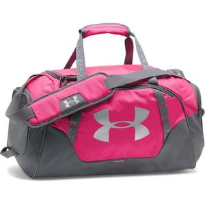 ba1076fd292b ... Under Armour Undeniable 3.0 Small Duffel Bag - PINK. +2More