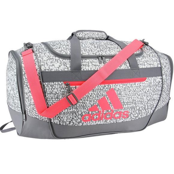 3386f2edf4c adidas Defender III Small Duffel Bag - Main Container Image 3