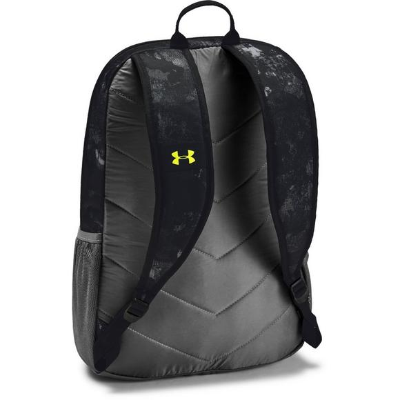 10837dc586d4 Under Armour Storm Scrimmage Backpack - Grey Yellow - Main Container Image 2