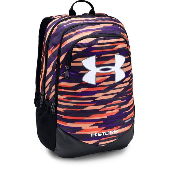 eba67b38b5 Under Armour Storm Scrimmage Backpack - Purple - Main Container Image 1