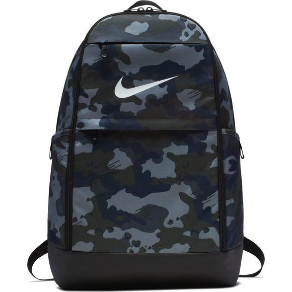 d5b28a56117 Nike Brasilia Training Backpack - Grey - Main Container Image 1
