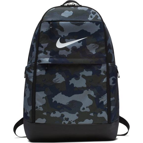 b61fcf935fef Nike Brasilia Training Backpack - Grey - Main Container Image 1