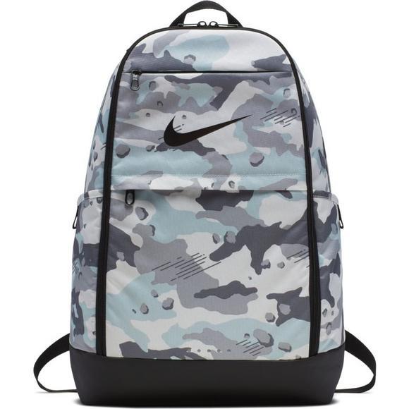 808828ae50 Nike Brasilia Training Backpack - Grey - Main Container Image 1