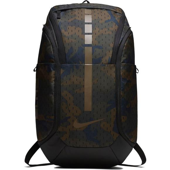 c66fb4c8cf5a Nike Hoops Elite Pro Camo Basketball Backpack - Main Container Image 1