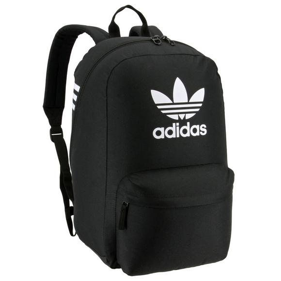 ead224a9c1 adidas Originals Oversized Trefoil Backpack - Hibbett US