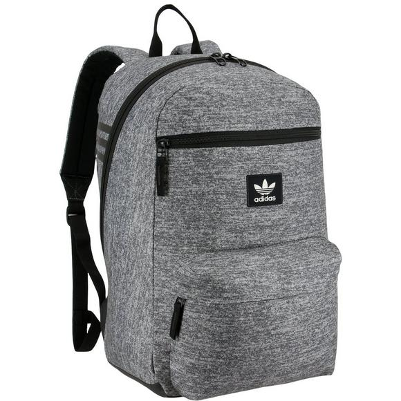 c1564be3c5 adidas Originals National Backpack-Grey - Hibbett US