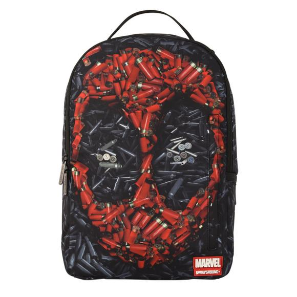 1ba77718541a Sprayground Deadpool Bullets Backpack - Main Container Image 1