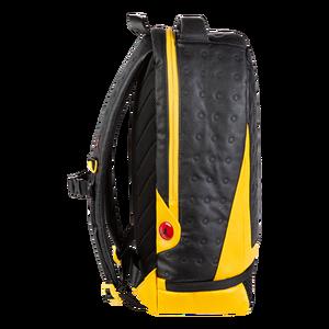 492d38683a16 Jordan Retro 13 Backpack - Black Gold