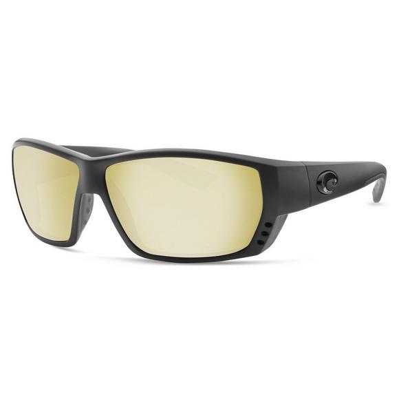 ffa9f955e338f Costa Del Mar Tuna Alley Blackout Sunglasses - Main Container Image 1