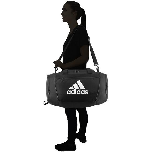adidas Defender III Small Duffel Bag - Main Container Image 2 0e7f6f8060ac