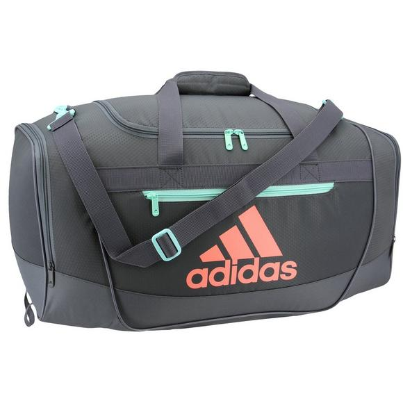 37275b924d adidas Defender III Duffel Bag - Small - Main Container Image 3