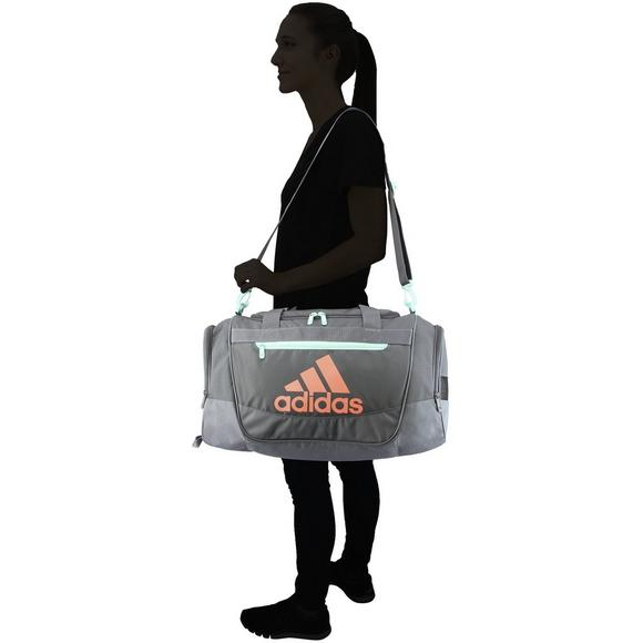 f265e56f8a adidas Defender III Duffel Bag - Small - Main Container Image 2