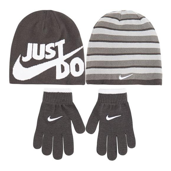 6bf07cf7d7e54 Nike Just Do It Beanie Set - Main Container Image 1