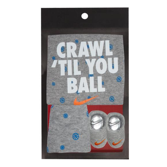 76f0f9a8abc337 Nike Infant Crawl Til Ball 3 Piece Set - Main Container Image 2