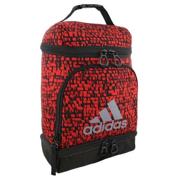 adidas Excel Lunch Bag - Red - Main Container Image 2 edff9e0d53ce3