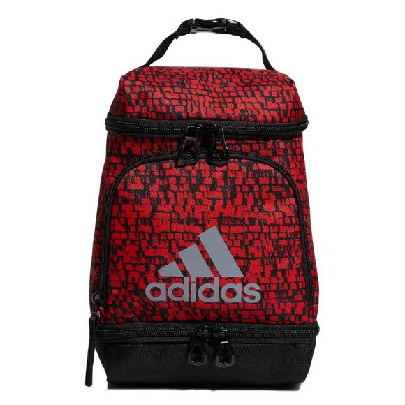 a80e5af0182 adidas Excel Lunch Bag - Red - Main Container Image 1