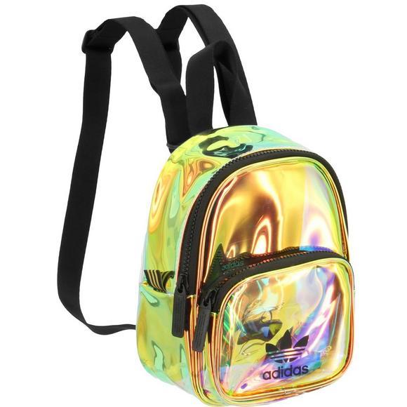 9eb57705633 adidas Originals Mini Iridescent Backpack - Main Container Image 1