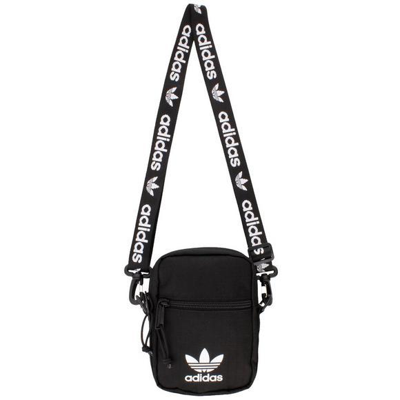 c8128138f adidas Originals Festival Black Crossbody Bag - Hibbett US