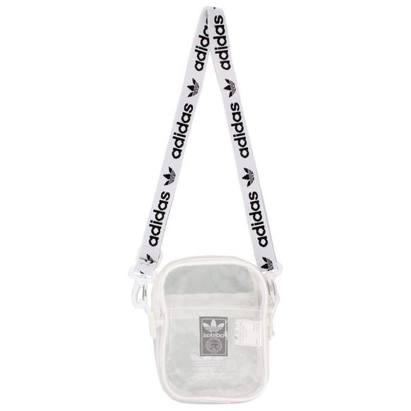 a28560ffd3f adidas Clear Festival Crossbody Bag - Main Container Image 2