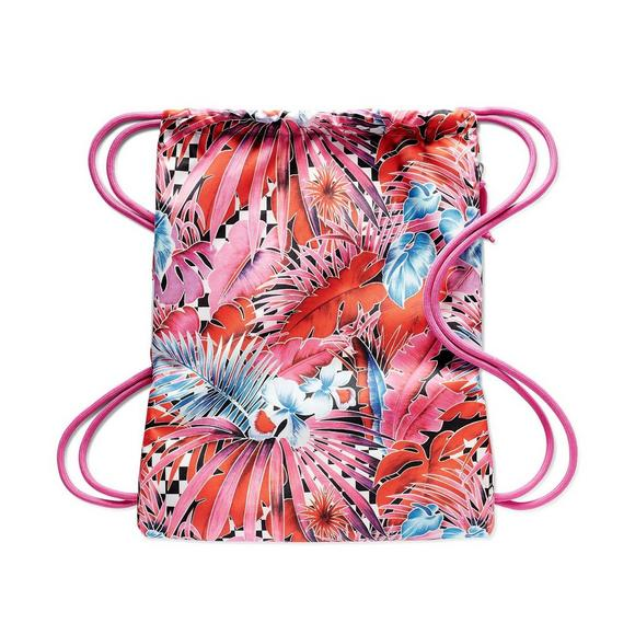 07b74bd8f Nike Heritage Floral Printed Gym Sack - Main Container Image 2