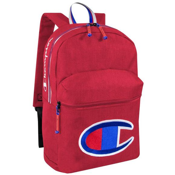 Champion Supercize Red Backpack - Main Container Image 1 6261b140df65d