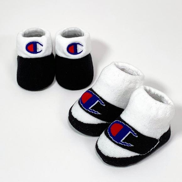 36503d78e2c5f Champion Infant 2-Pack Booties - Main Container Image 1