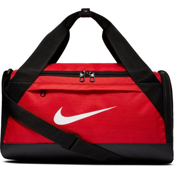 4705a9f10800ca Nike Brasilia Extra Small Training Duffel Bag - Red - Main Container Image 1
