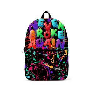 06e9c7551 Never Broke Again Drip Backpack