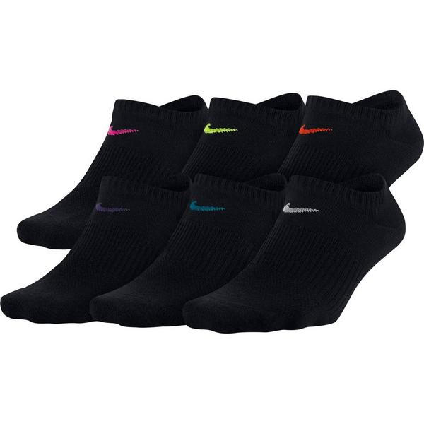 fafa8ef93 Display product reviews for Nike Women's Everyday Lightweight No-Show  Training Socks (6 Pair
