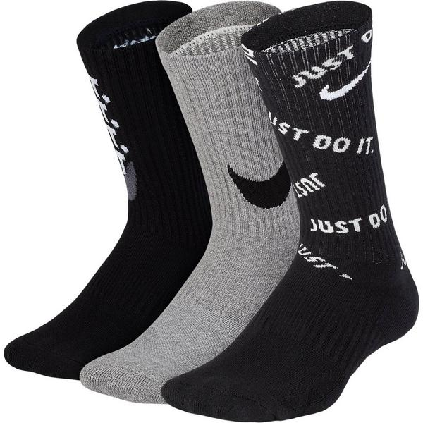 22172ebc0f0d Display product reviews for Nike Kids  Performance Everyday Cushioned  Graphic Training Crew Socks
