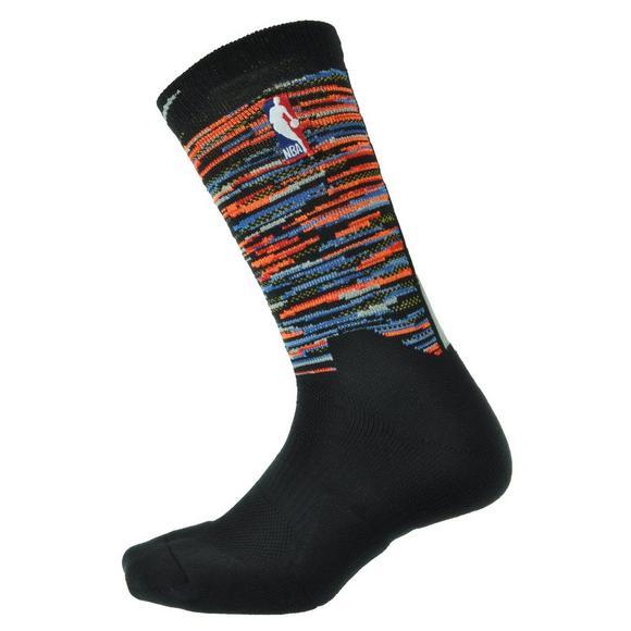 14a3f4c3a Nike Men's Brooklyn Nets Performance Crew Socks - Hibbett US