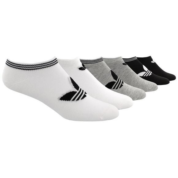 e03a48680 adidas Originals Women s Trefoil No Show Socks - 6 Pack - Main Container  Image 1