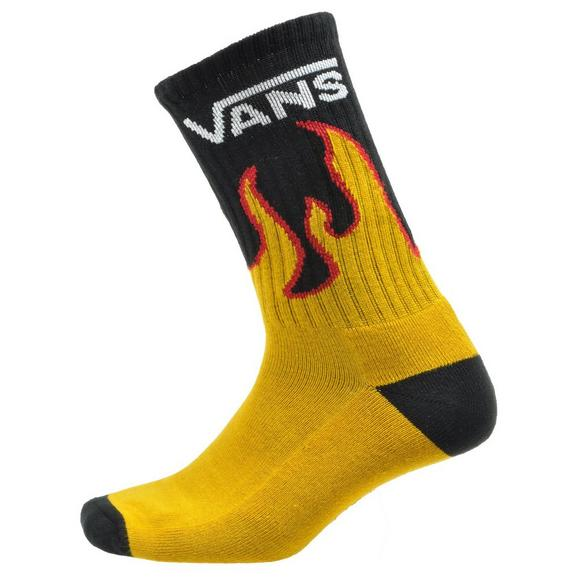 Vans Men's Flame Crew Socks