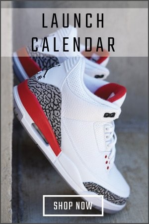 Hibbett Sports Launch Calendar