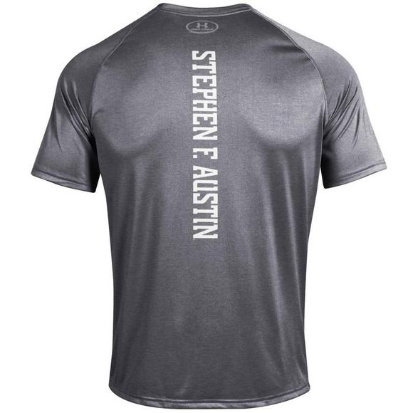 promo code 5076b 2f6e7 Under Armour Stephen F Austin Lumberjacks T-Shirt - Hibbett ...