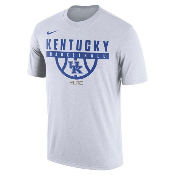 e4fef7efc2f Nike Men's Kentucky Wildcats Basketball Elite Legend T-Shirt - Main  Container Image 1