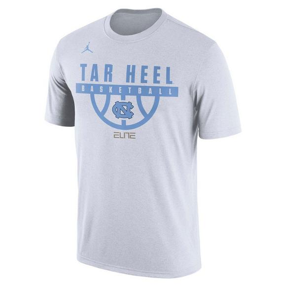 1291d71b964 Nike Men's North Carolina Tar Heels Basketball Elite Legend T-Shirt - Main  Container Image