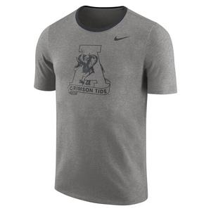 3ff92f417fa Nike Men s Alabama Crimson Tide Elevated Short-Sleeve T-Shirt